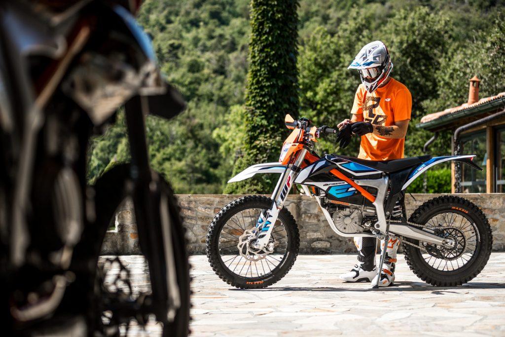 KTM FREERIDE E-XC MY 2018