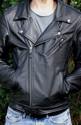 Blouson DXR Vinz : perfecto du 21ème siècle