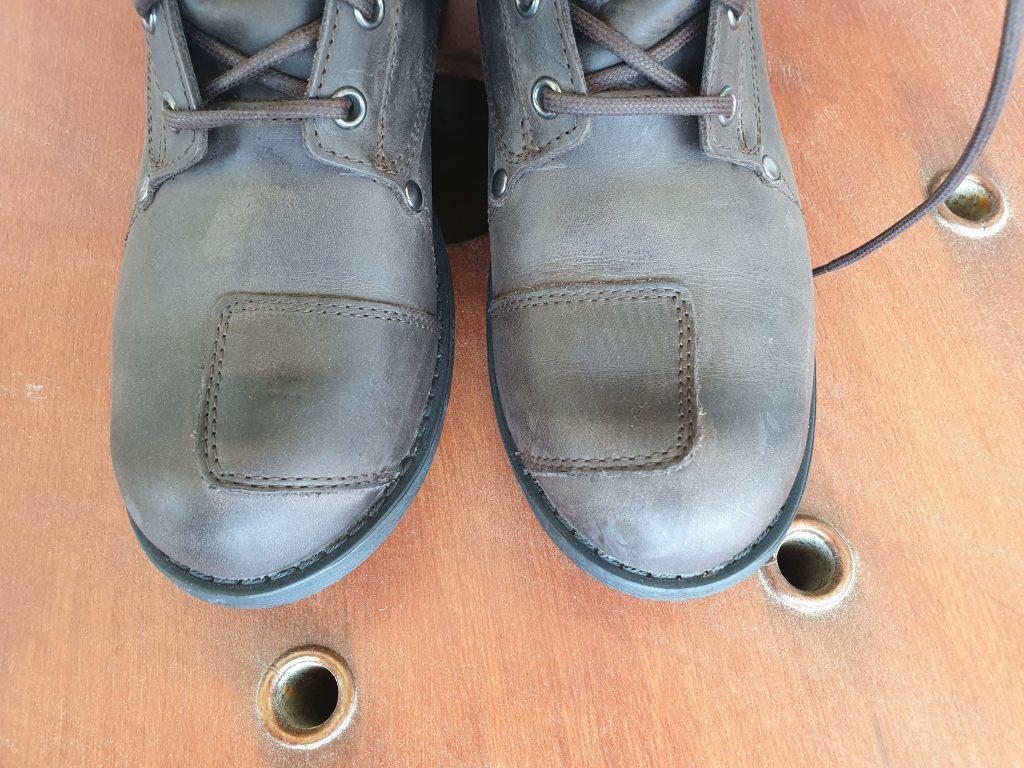 TCX Boots Lady Blend – détails protège sélecteur