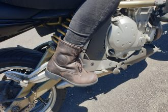 Les TCX Boots LADY BLEND en action ! Un super look & du confort.