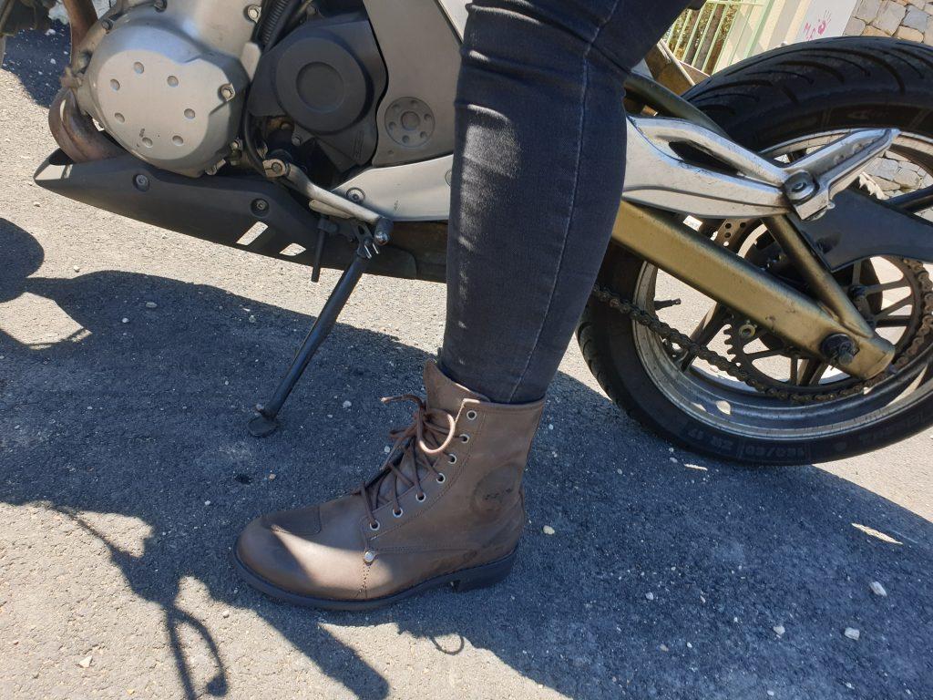 TCX Boots Lady Blend portées