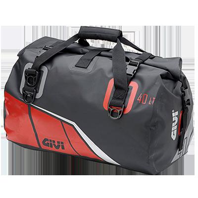 Essai du sac de selle Givi EA115 40 litres