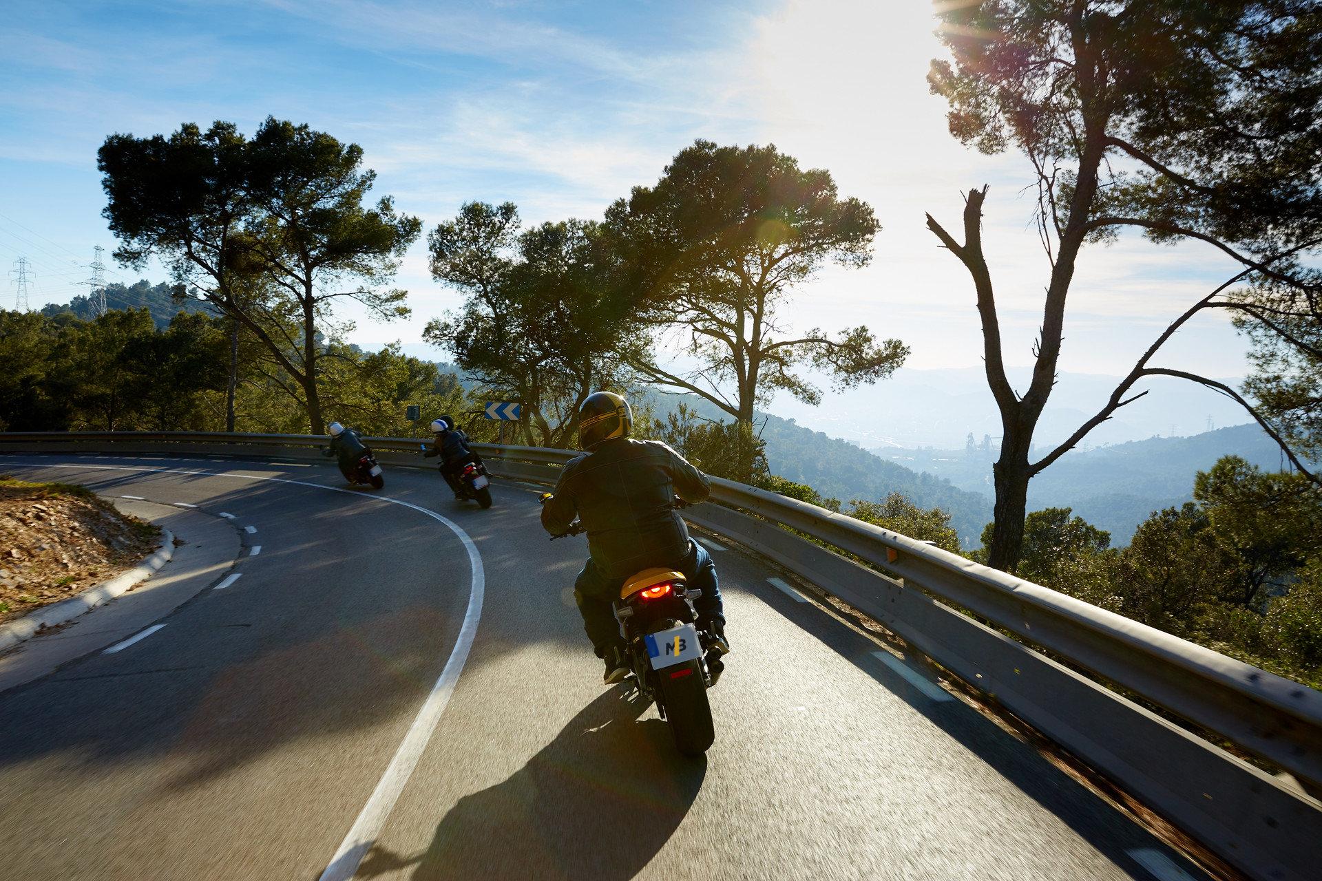 Idées balades moto France
