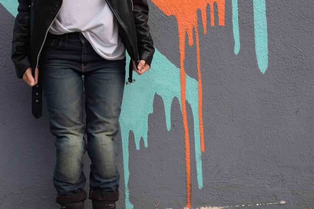 Essai du jean Helstons Dena Dirty