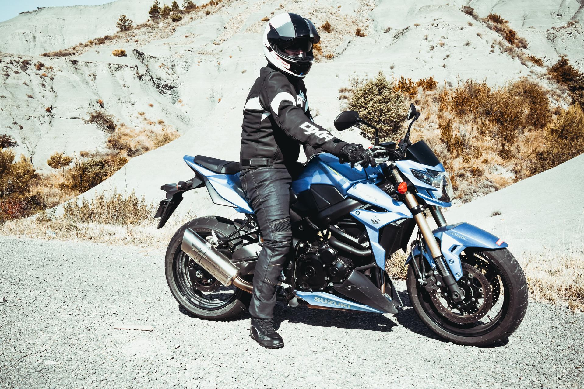 Jean moto DXR Kaptor CE