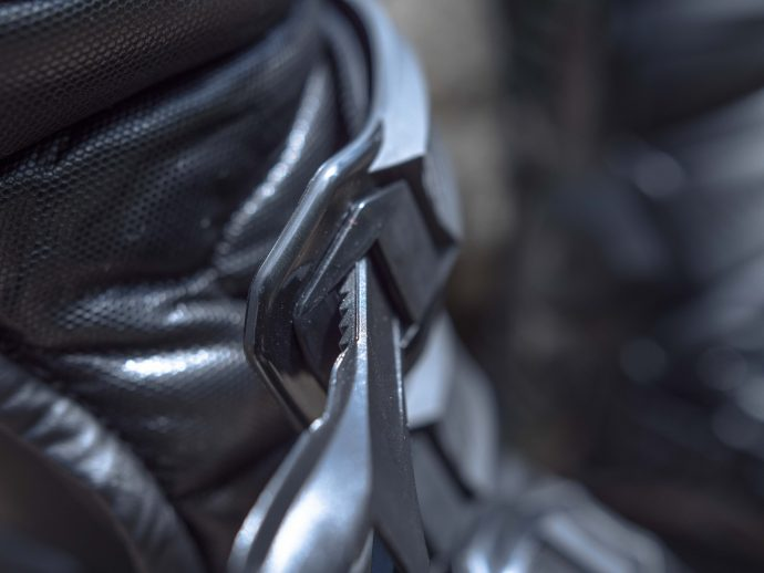 boucles des bottes O'Neal RMX