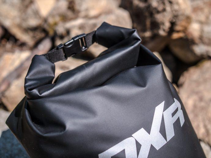 système de fermeture du sac à dos DXR Neptune