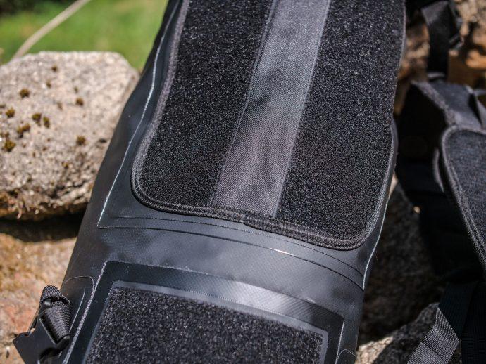 Bretelles et ceinture du sac à dos DXR Neptune détachables