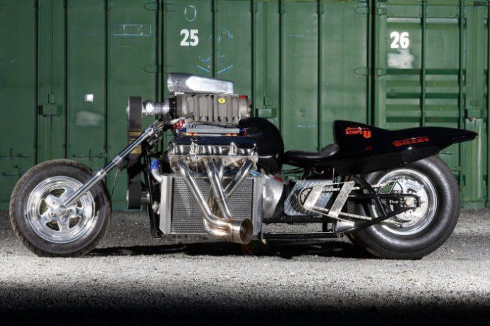 Rapom V8