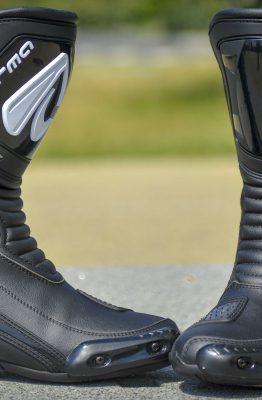 Essai des bottes Forma Mirage SX Dry