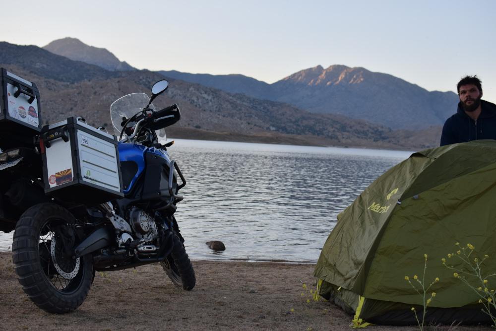 camping lake isabella