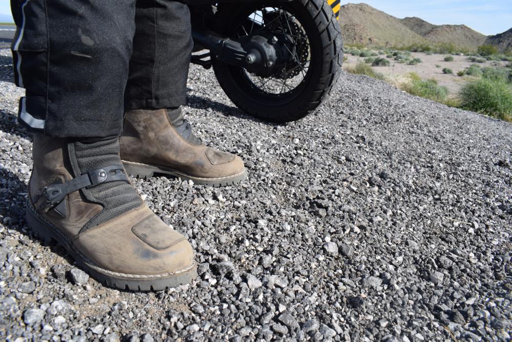 Essai des bottes TCX Drifter sur tous types de sol