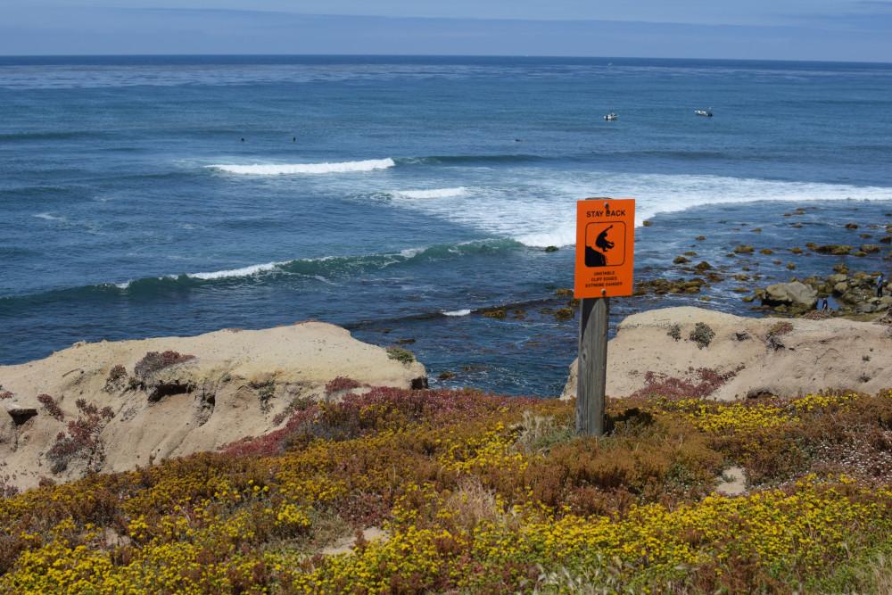 Surf à Cabrillo Park
