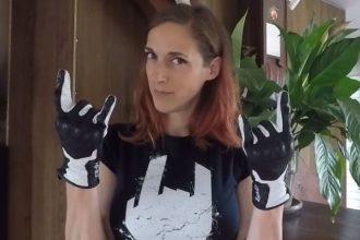 Essai gants DXR
