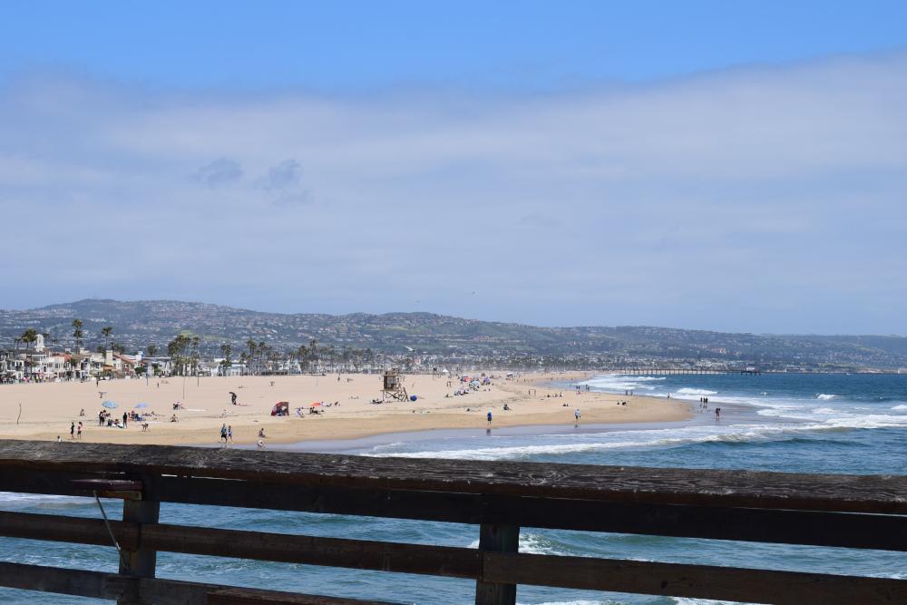 Côte ouest USA par les plages