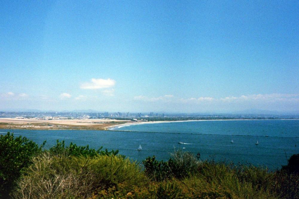 Vue sur San Diego