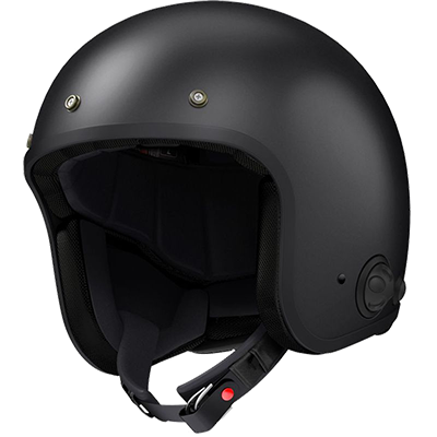 Test du casque Jet Sena Savage