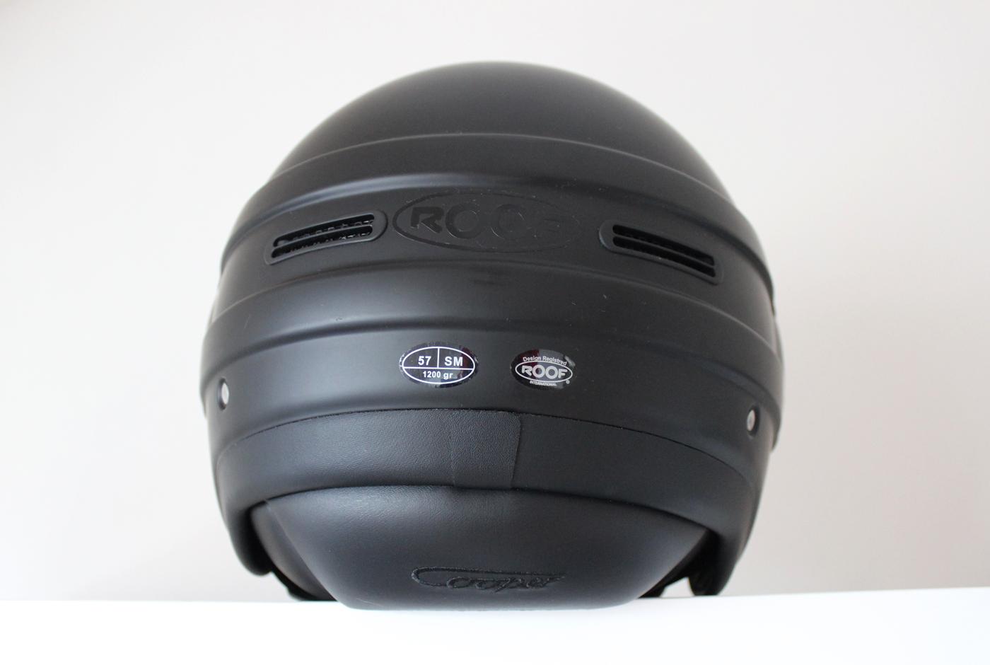 Design du casque Roof RO35 Cooper