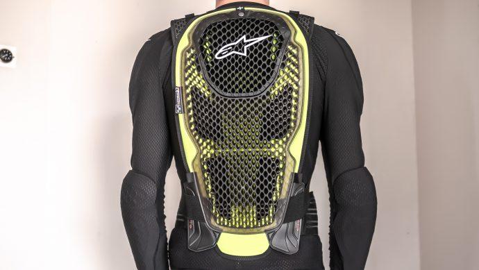 gilet de protection Alpinestars Bionic Pro V2 à l'essai