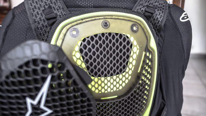 Focus sur le gilet de protection Alpinestars Bionic Pro V2