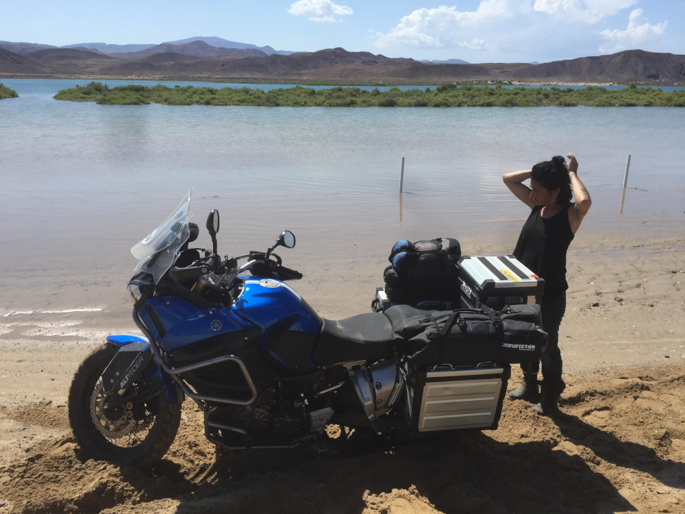 Voyage en basse californie à moto