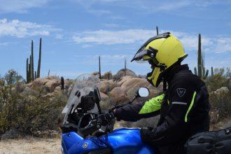 Voyage en Basse Californie Nord en moto