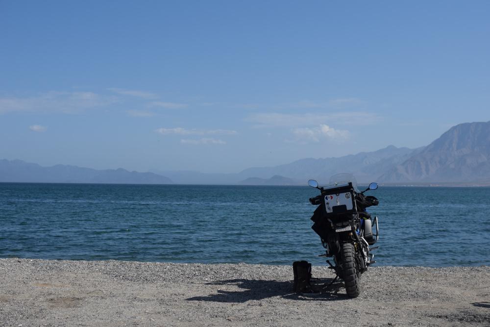 voyage one month one ride en Basse Californie