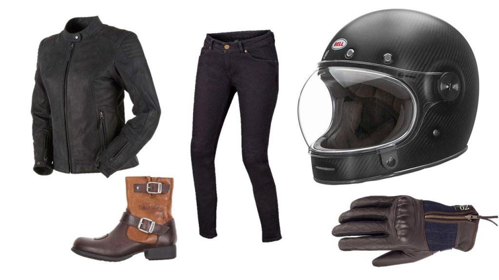 Tenue moto pour femmes : la sélection de Julie