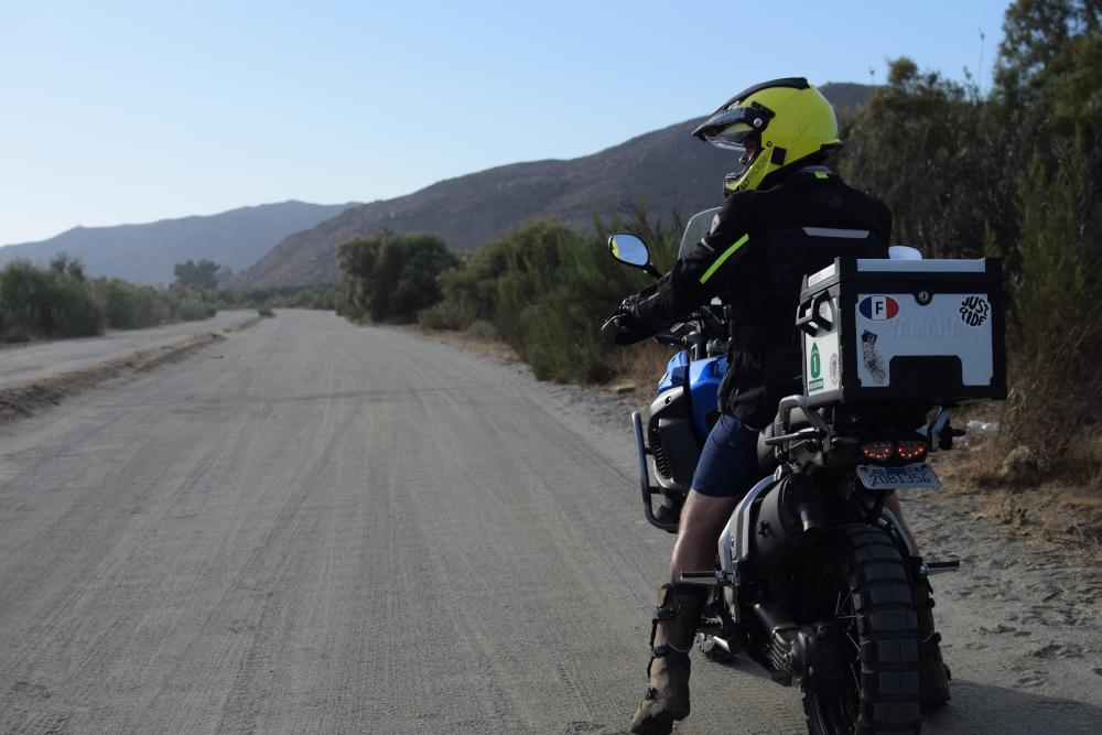 Voyage en Basse Californie, la bahia de los Angeles