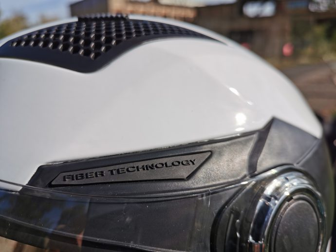 casque jet Astone FJ10 en fibres
