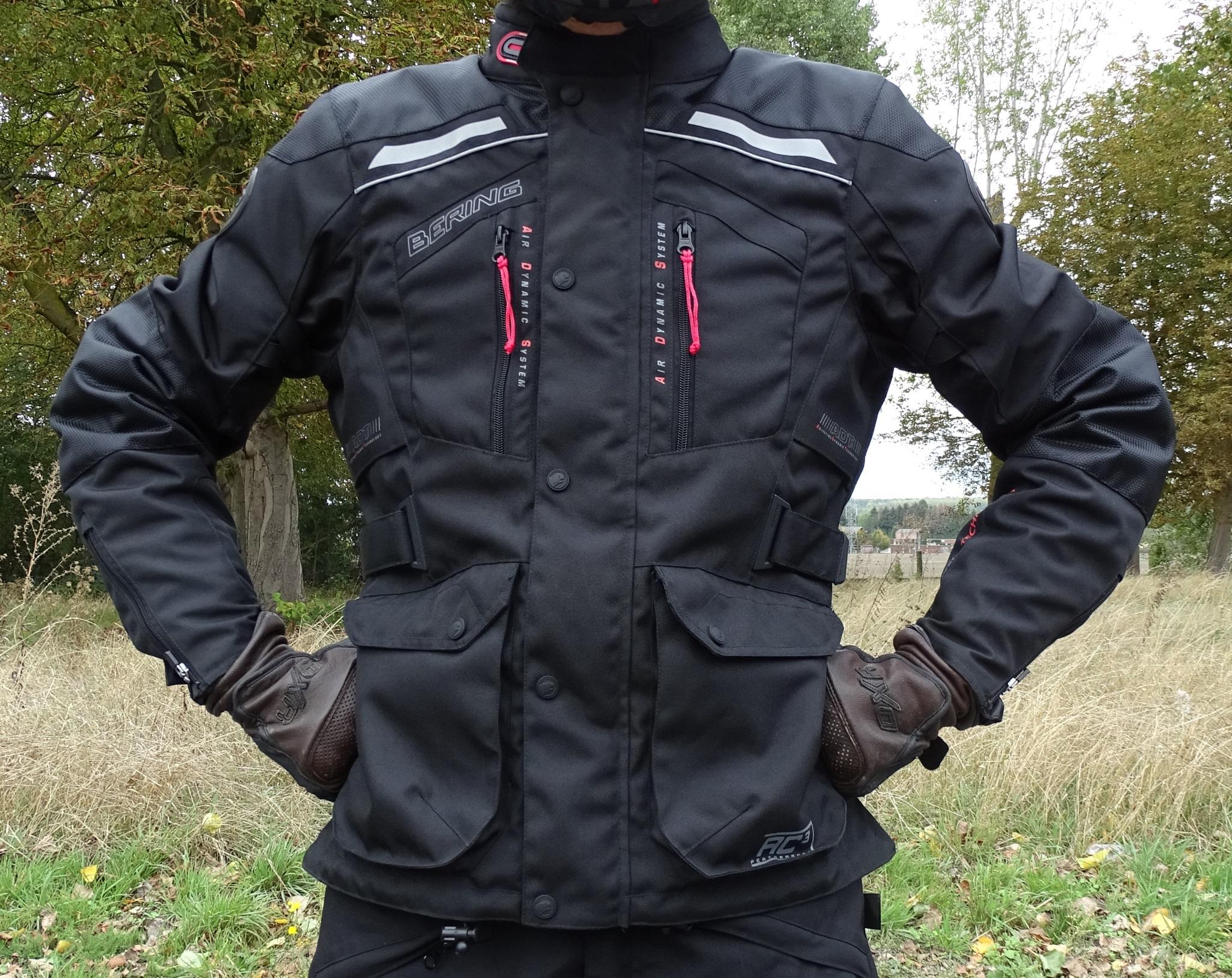 La veste Bering Tango, une bonne alliée en toutes circonstances