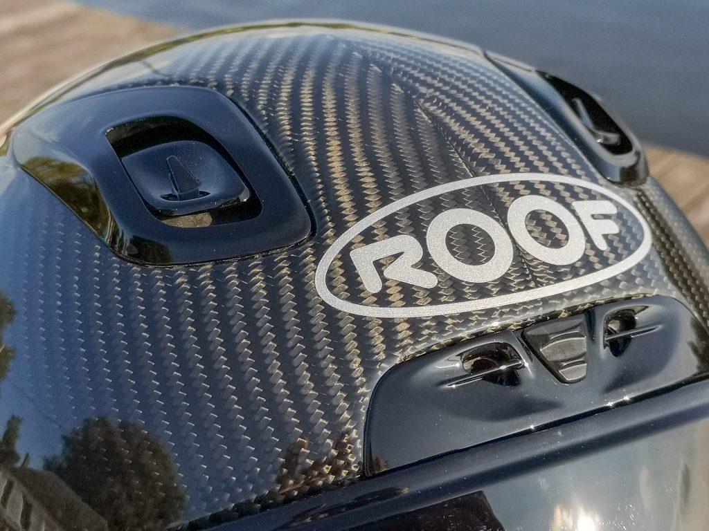 Roof RO200 – aérations supérieures