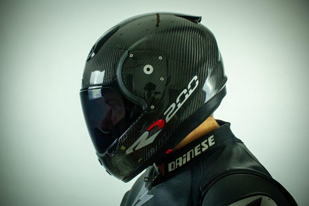 Roof RO200 – intégral racing carbone