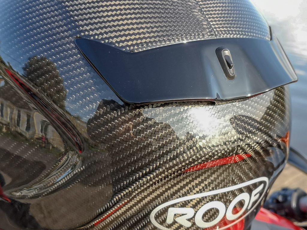 Roof RO200 – spoiler et extracteur d'air