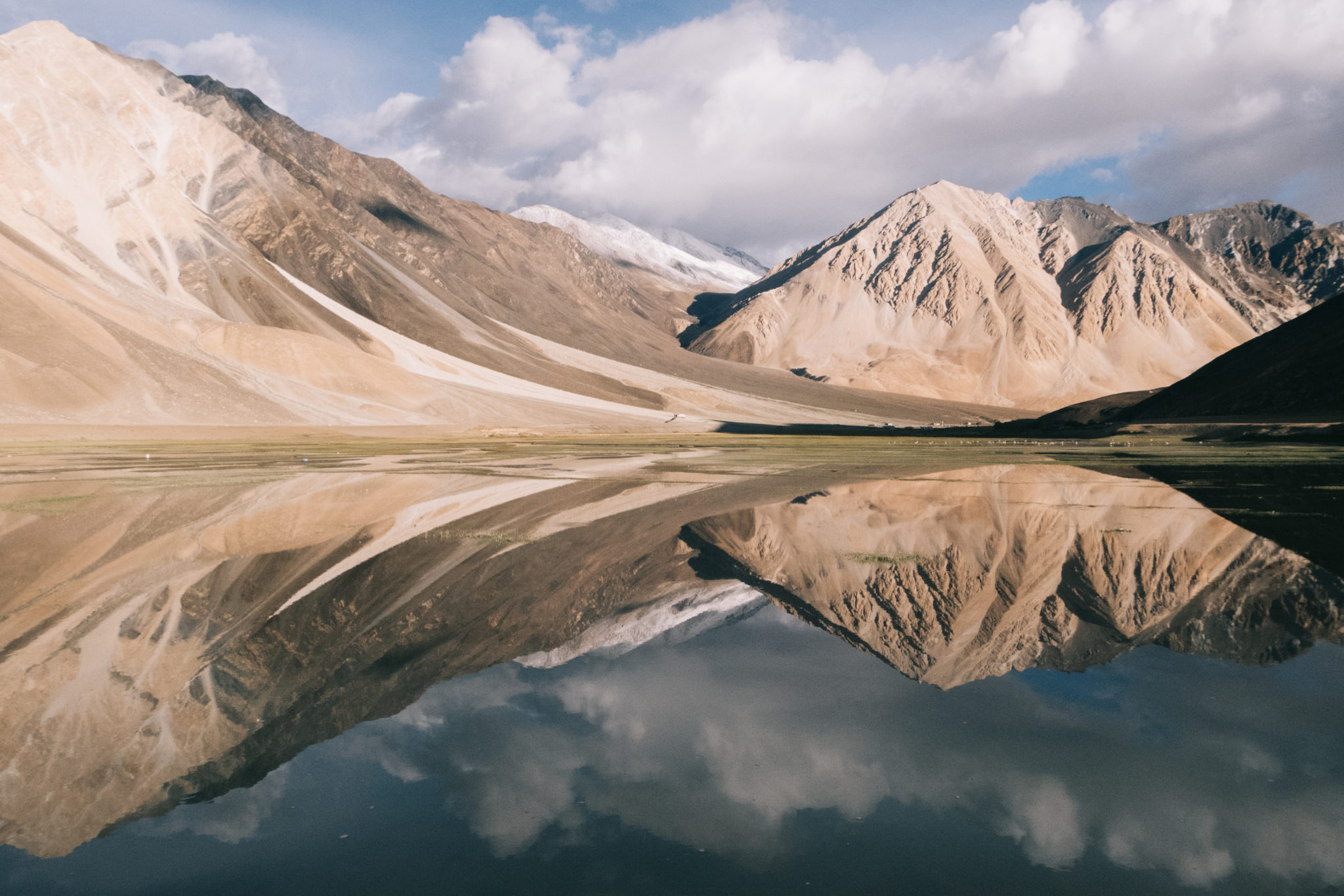 Lac Pangong Tso Ladakh