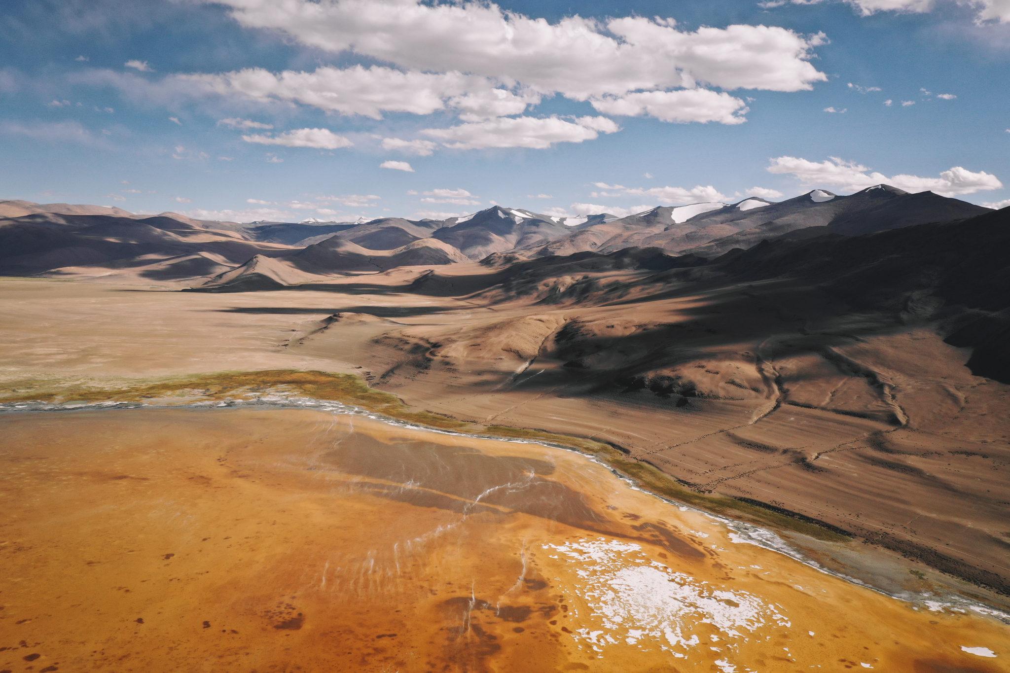 Lac Tso Kar Ladakh