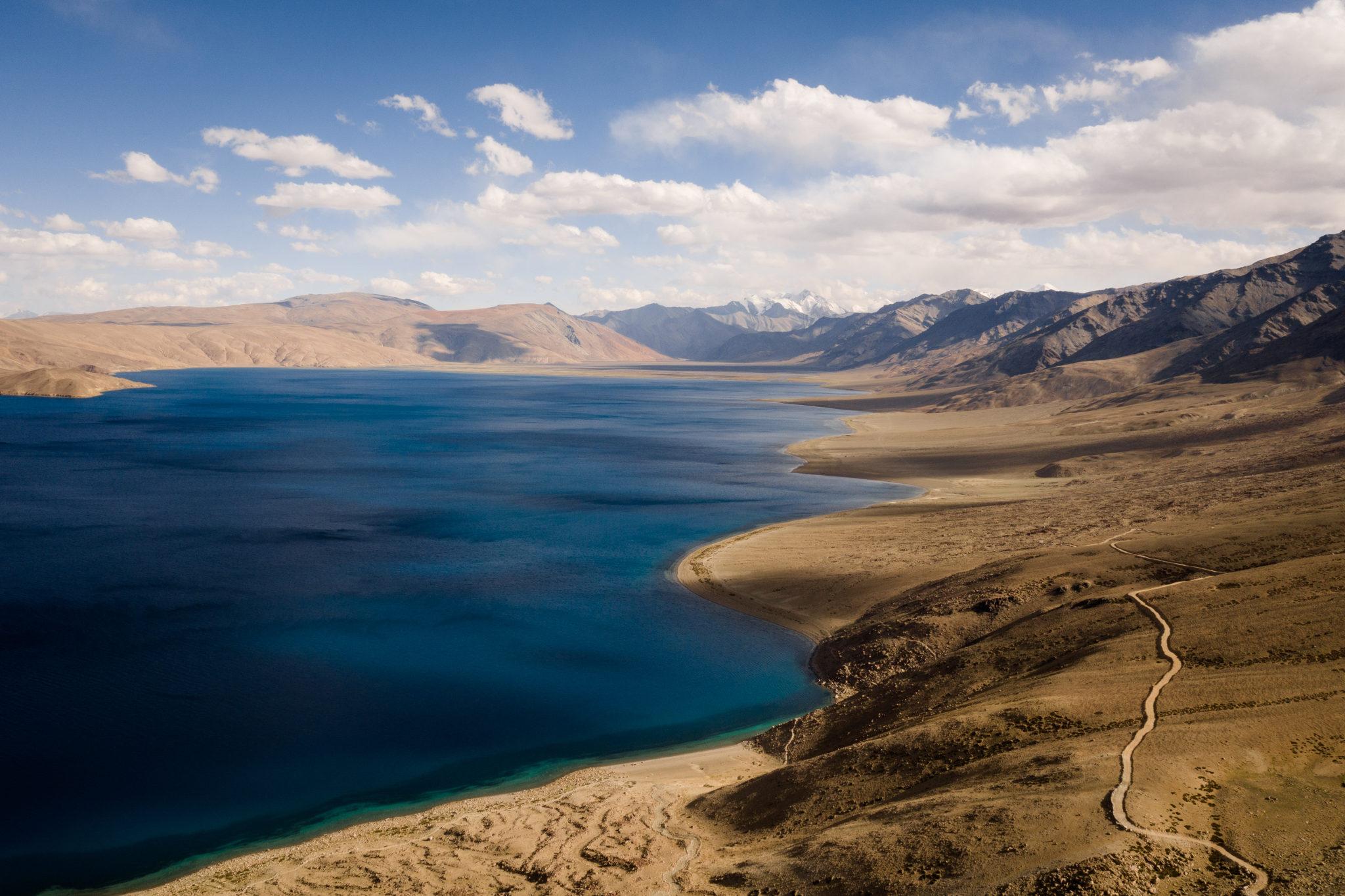 Lac Tso Moriri Ladakh