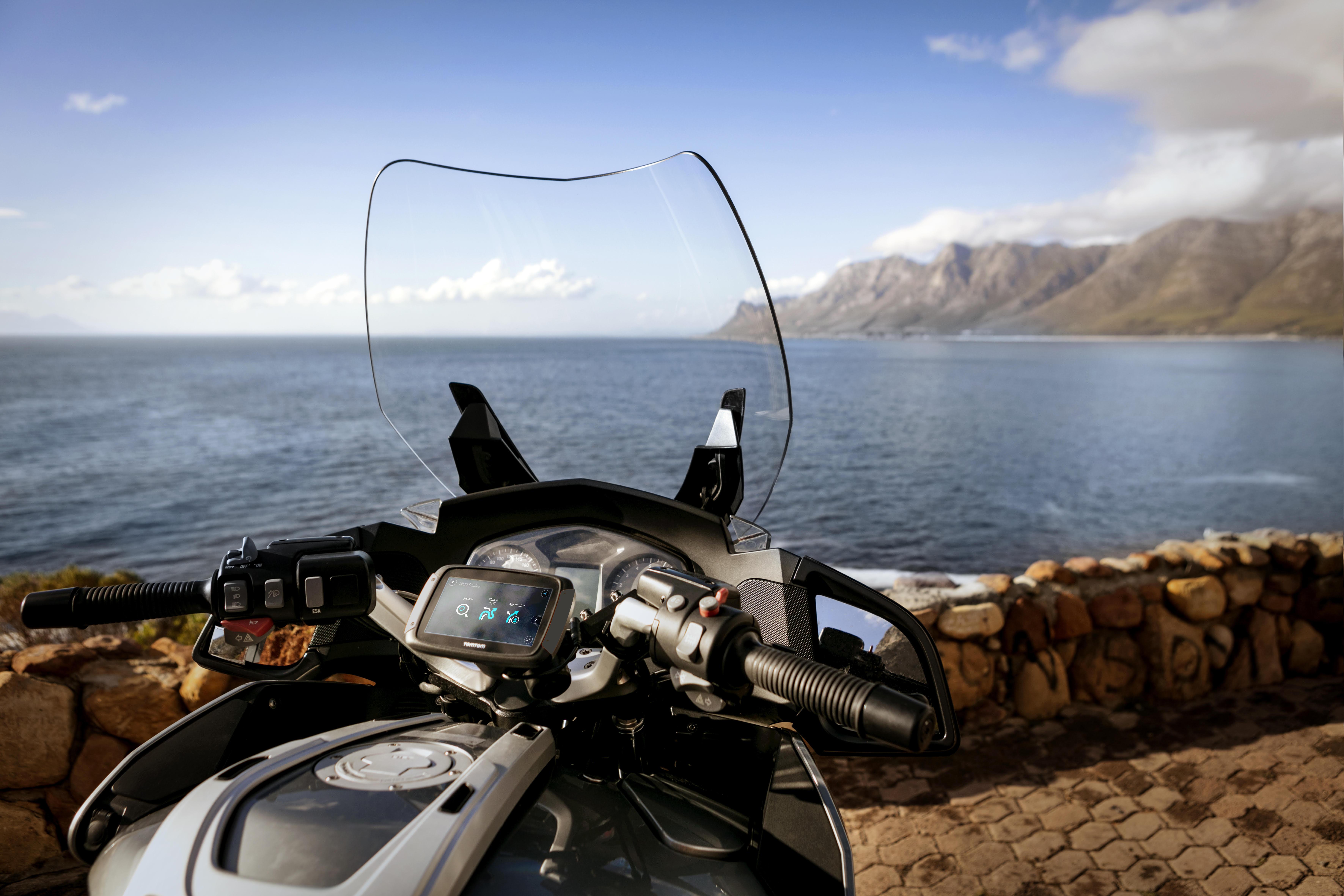 Nouvelles technologies 2019 : innovation moto