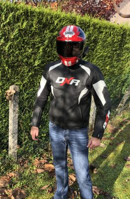 DXR Blast - un look sportif
