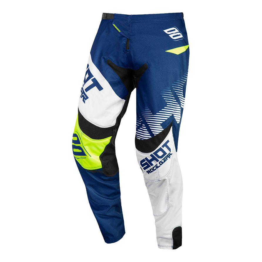 Pantalon cross shot contact