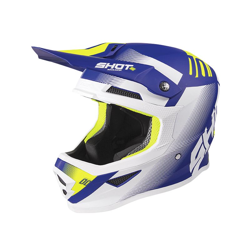 casque cross furious Shot