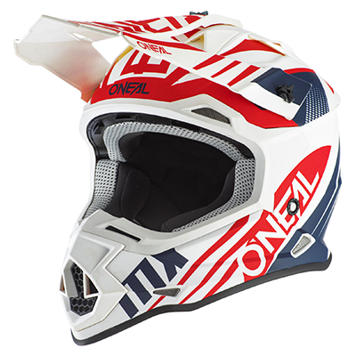 Essai du casque cross O'Neal 2 Series