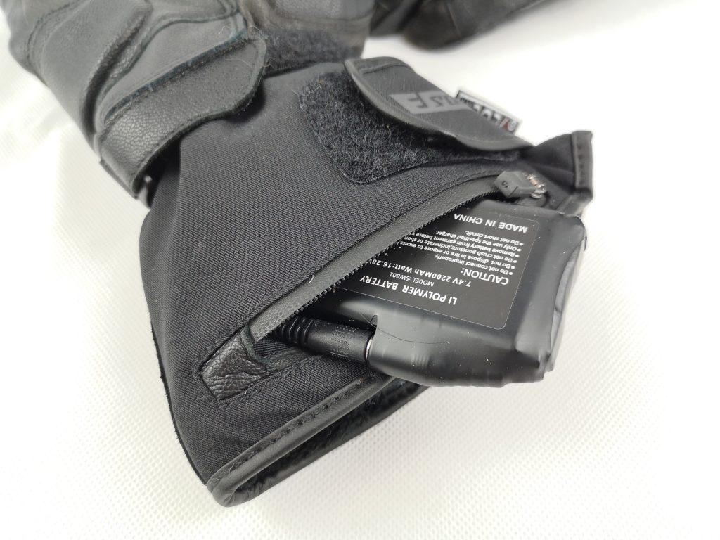 Esquad Kolka – insertion batterie