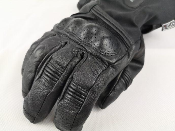 grand confort pour les gants chauffants Esquad Kolka
