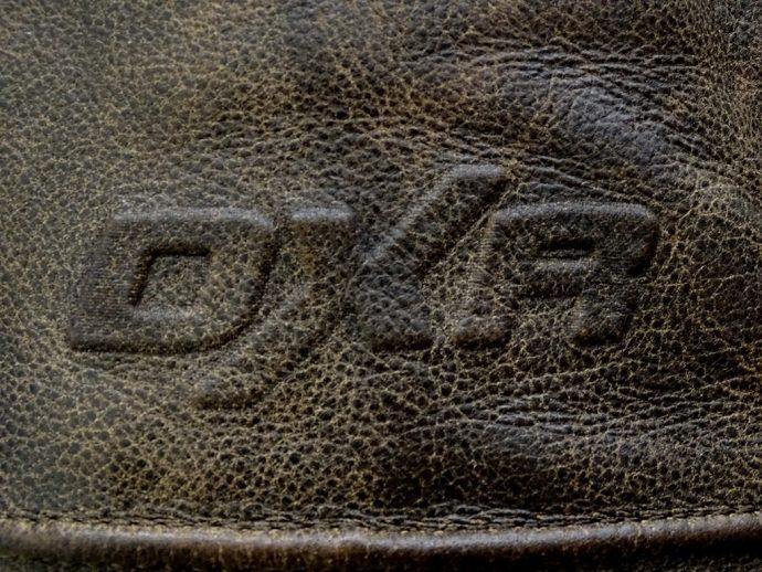 Logo DXR sur blouson DXR Adan