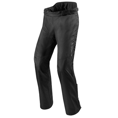 Essai du surpantalon Rev'it Varenne