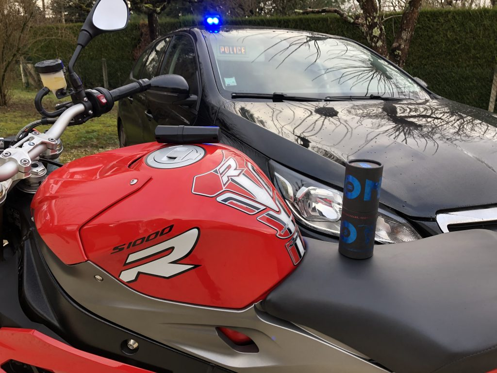 Antivol MoniMoto Tracker GPS : la solution pour retrouver un véhicule volé
