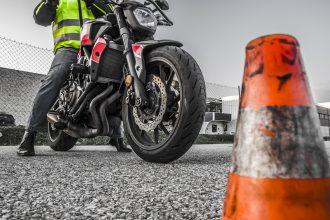 fautes au permis moto