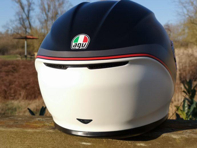 Essai du casque AGV K6