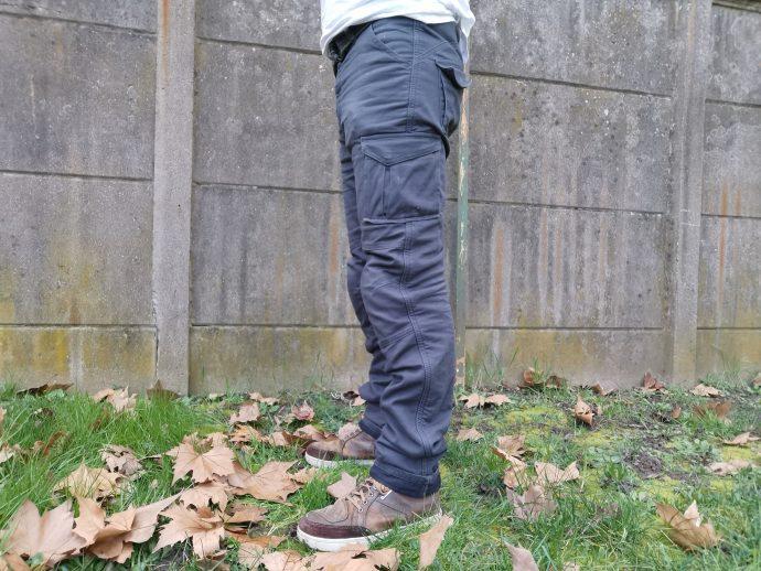 poches du jean DXR Batilius